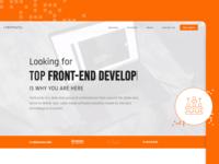 Techravity Website