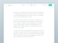 The writer's tool