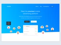 Smartb Marketing Site