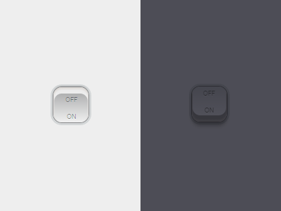 On/Off Switch - DailyUI #015 button css codepen dailyui off on checkbox switch