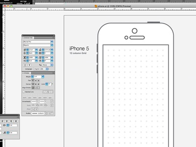 iPhone Development ux ui kit sketch prototype