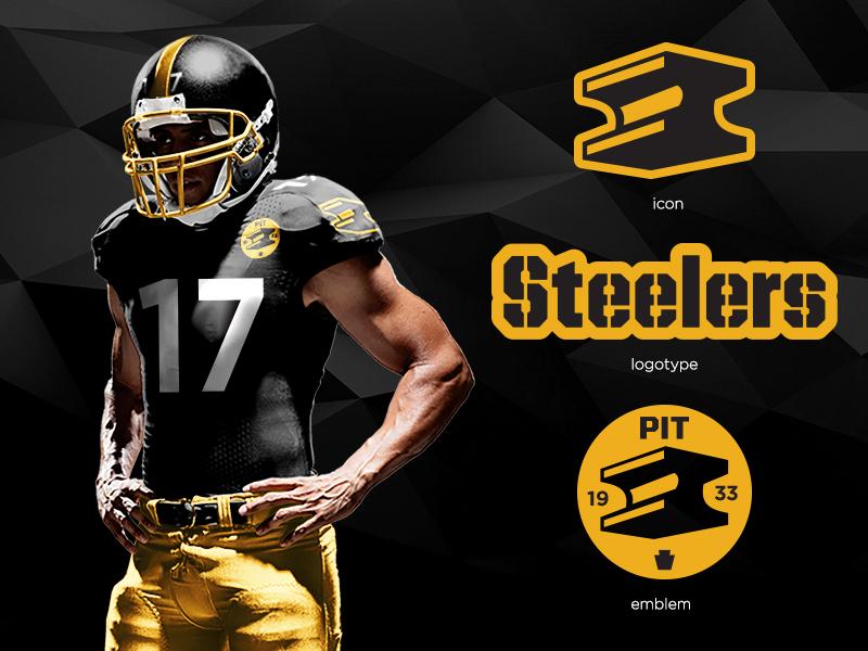Steeler redesign