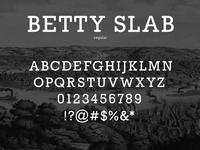 Betty Slab
