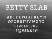 Betty Slab Round Mock