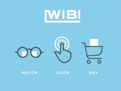 WIBI Tagline Graphic