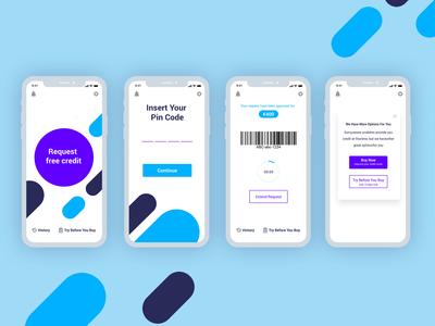 Instatnt credit app