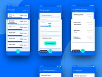 Spending tracking app
