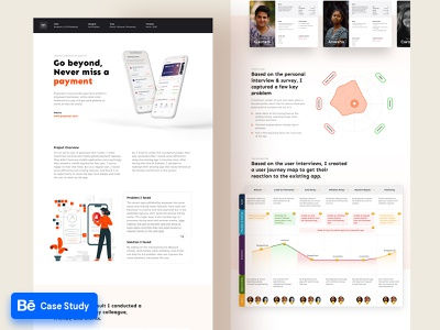 Payoneer Case Study user flow empathy map roote case analysis user journey user persona design illustration ui ux corporate user interface user experience b2c b2b payment payment app case study