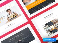 Freebie Web UI Kits