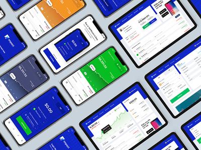 Impact—a crypto platform