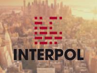 Restyling INTERPOL logo - Morse Code