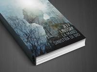 """Book cover """"La mano sinistra di Dio"""""""