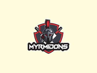 MYMIDONS Cricket Team Logo