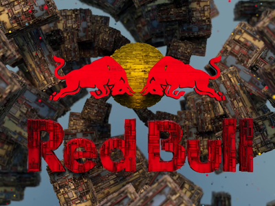 Red Bull: Hack the Hits branding design octane 3d cinema 4d motion design animation after effects