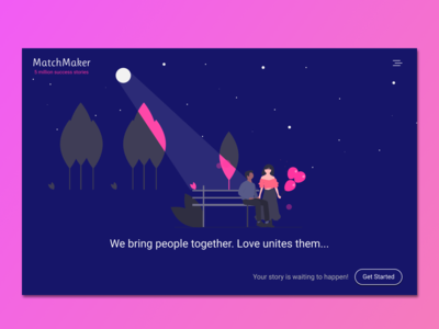 MatchMaker- A Dating Website