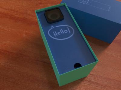 Scop - Blue packaging