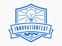 Innovationfest Shield Logo