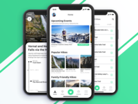Yosemite Conservancy Guided Hikes & Donation App