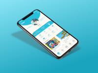 Junior - Youths Mobile Banking App (UI UX Design)