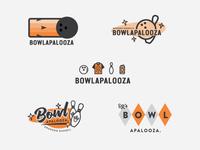Bowlapalooza Logos