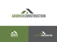 Addrick Construction Logo