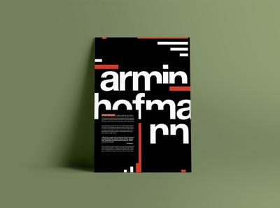 Armin Hofmann (2 of 3)