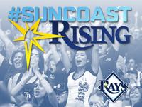 Rays Rising Logo