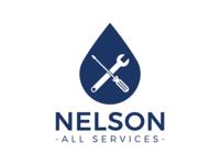 Nelson All Services Logo Design