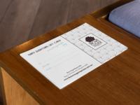 Gift Card Design for Brown Sugar Espresso Bar