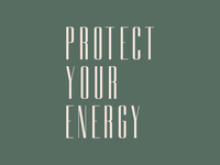 Protect your Energy Quote by Design by Cheyney