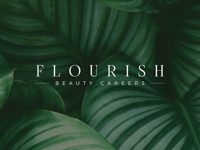 Flourish Beauty Careers Logo