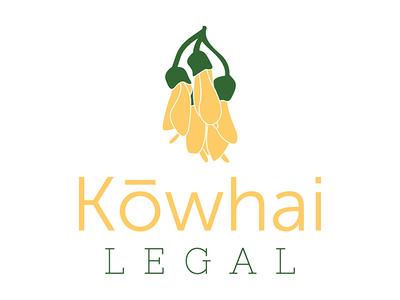 Kowhai Legal Logo