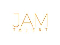 Orange Jam Talent Logo