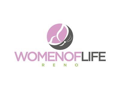 Woman of Life Logo