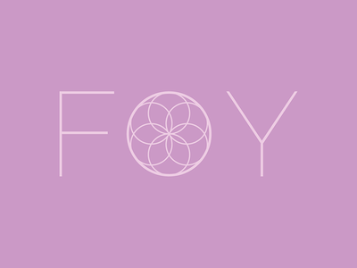 FOY Logo - Fountain of Youth