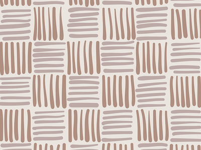Muted Woven Print