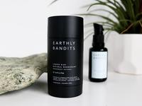 Earthly Bandits Lemon Riot Deodorant