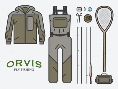 Orvis Fishin'