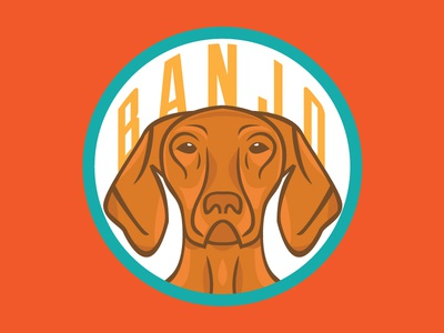 I have a dog. His name is Banjo