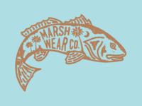 MarshWear Redfish
