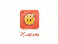Kawafoody app: App icon