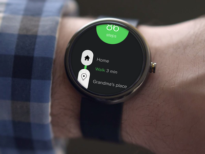 Moves on Moto 360