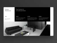 Strelein Warehouse — Homepage