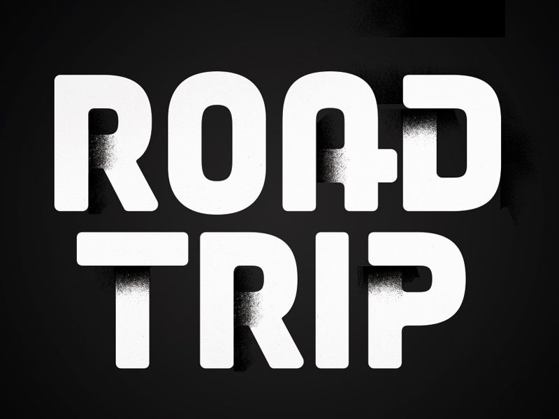Road Trip travel road trip illustration type
