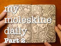 2º Video-Exhibition My Moleskine