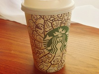 #Doodle_my_cup_001