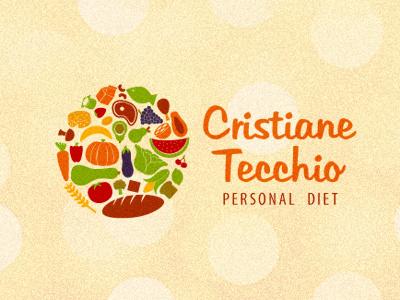 Nutritionist Logo logo brand nutrition nutritionist food fruit vegetable