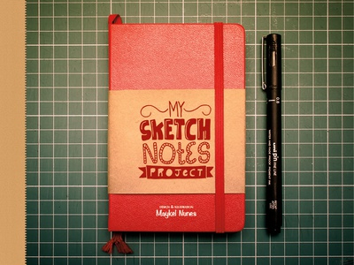 My Sketchnotes Project Book