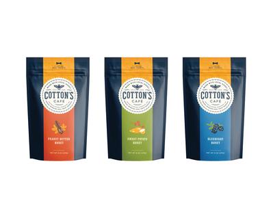 Cotton's Cafe — Bag Option 2