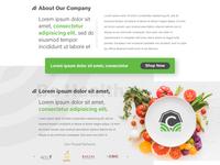 Online Farmer Market Website